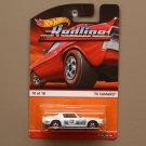 Hot Wheels 2015 Heritage Redline '70 Camaro