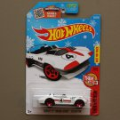 Hot Wheels 2016 Then And Now Corvette Grand Sport Roadster (white) (Snowflake)