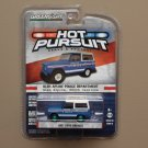 Greenlight Hot Pursuit Series 16 1967 Ford Ford Bronco (Glen Alpine Police Dept.) (Green Machine)