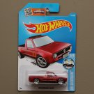 Hot Wheels 2016 HW Showroom Volkswagen Caddy (red)