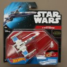 Hot Wheels 2015 Star Wars Ships Resistance X-Wing Fighter (The Force Awakens)