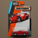 Matchbox 2015 MBX Adventure City BMW M1 (red)