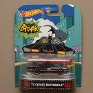 Hot Wheels 2016 Retro Entertainment '66 Classic TV Series Batmobile (Batman)