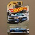 Hot Wheels 2016 Rad Trucks Chevy Silverado