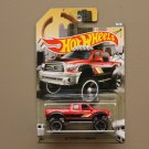 Hot Wheels 2016 Rad Trucks '10 Toyota Tundra