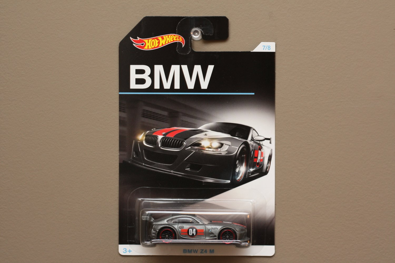Hot Wheels 2016 Bmw Series Bmw Z4 M