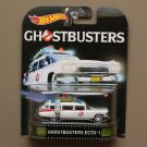 Hot Wheels 2016 Retro Entertainment Ghostbusters Ecto-1 (SEE CONDITION)