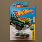 Hot Wheels 2016 HW City Works Loopster (teal) (hands up variation) (SEE CONDITION)