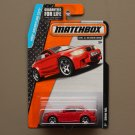 Matchbox 2015 MBX Adventure City BMW M1 (red) (SEE CONDITION)