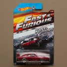 Hot Wheels 2015 Fast & Furious '69 Dodge Charger Daytona (SEE CONDITION)