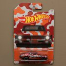 Hot Wheels 2015 Camouflage '68 Chevy Nova (SEE CONDITION)