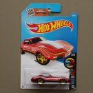 Hot Wheels 2016 HW Mild To Wild Corvette Stingray (burgundy)