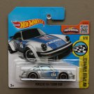 Hot Wheels 2016 HW Speed Graphics Porsche 934 Turbo RSR (silver) (SEE CONDITION)