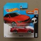 Hot Wheels 2016 BMW BMW M4 (red)