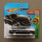 Hot Wheels 2016 HW Exotics Cadillac Elmiraj (black) (SEE CONDITION)