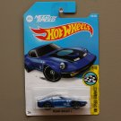 [ASSEMBLY ERROR] Hot Wheels 2016 HW Speed Graphics Nissan Fairlady Z (blue) (SEE CONDITION)