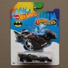 Hot Wheels 2016 Color Shifters Batman Batmobile (black to black w/ flames)