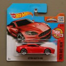 Hot Wheels 2016 Then And Now Aston Martin DBS (red)