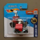 Hot Wheels 2016 HW Screen Time Snoopy (Peanuts) (red)