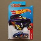Hot Wheels 2016 HW Flames '41 Willys (blue)