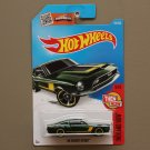 Hot Wheels 2016 Then And Now '68 Shelby GT-500 (green)