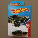 [FULL WHEEL VARIATION] Hot Wheels 2016 Then And Now '68 Shelby GT-500 (green)