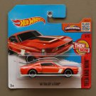 Hot Wheels 2016 Then And Now '68 Shelby GT-500 (orange) (SEE CONDITION)