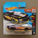 Hot Wheels 2016 HW Mild To Wild '10 Pro Stock Camaro (purple)