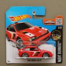 Hot Wheels 2016 Nightburnerz '85 Honda CR-X (red)