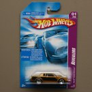 Hot Wheels 2008 Team Engine Revealers Buick Grand National (gold)