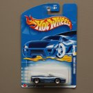 Hot Wheels 2002 Collector Series Ferrari F355 Spider (blue) (SEE CONDITION)