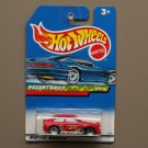 Hot Wheels 1999 Classic Games Series Ford Escort Rally (red) (SEE CONDITION)
