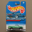 Hot Wheels 1999 Collector Series Dodge RAM 1500 (green)