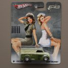 Hot Wheels 2012 Nostalgia Nose Art Dairy Delivery