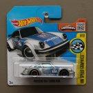 Hot Wheels 2016 HW Speed Graphics Porsche 934 Turbo RSR (silver)