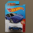 [MISSING TAMPO ERROR] Hot Wheels 2016 Then And Now '90 Acura NSX (blue) (SEE CONDITION)