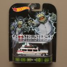 Hot Wheels 2014 Retro Entertainment Ecto 1A (Ghostbusters II) (SEE CONDITION)