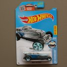 Hot Wheels 2016 HW Showroom Great Gatspeed (ZAMAC silver - Walmart Excl.) (SEE CONDITION)