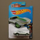 Hot Wheels 2016 HW Mild To Wild Corvette Stingray (ZAMAC silver - Walmart Excl.) (SEE CONDITION)