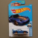Hot Wheels 2016 HW Showroom Porsche 993 GT2 (blue) (SEE CONDITION)