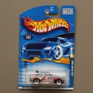 Hot Wheels 2001 Collector Series Ford Escort Rally (silver)