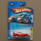 Hot Wheels 2005 First Editions (Realistix) Ferrari 575 GTC (red) (SEE CONDITION)