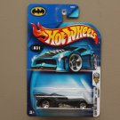Hot Wheels 2004 First Editions Batman Batmobile (1989) (black) (SEE CONDITION)
