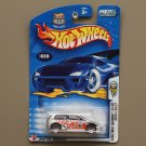 Hot Wheels 2003 First Editions Honda Civic (silver) (SEE CONDITION)