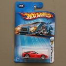 Hot Wheels 2004 First Editions C6 Corvette (red)
