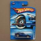 Hot Wheels 2006 Collector Series Corvette C6 (blue - Kmart Excl.)