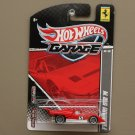 Hot Wheels 2011 Garage Ferrari 512 M (red)