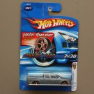 Hot Wheels 2006 First Editions Nissan Titan (grey) (Faster Than Ever)