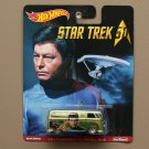 Hot Wheels 2016 Pop Culture Star Trek 50 Volkswagen T1 Panel Bus