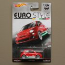 Hot Wheels 2016 Car Culture Euro Style Fiat 500